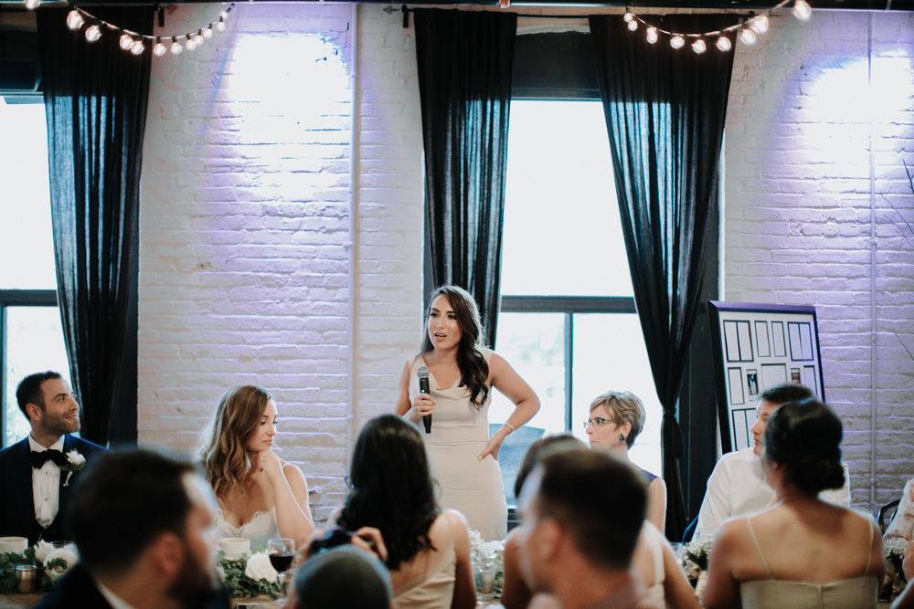 L'espace Canal Wedding Montreal