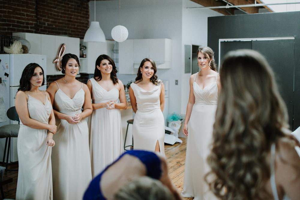 modern industrial wedding ottawa-