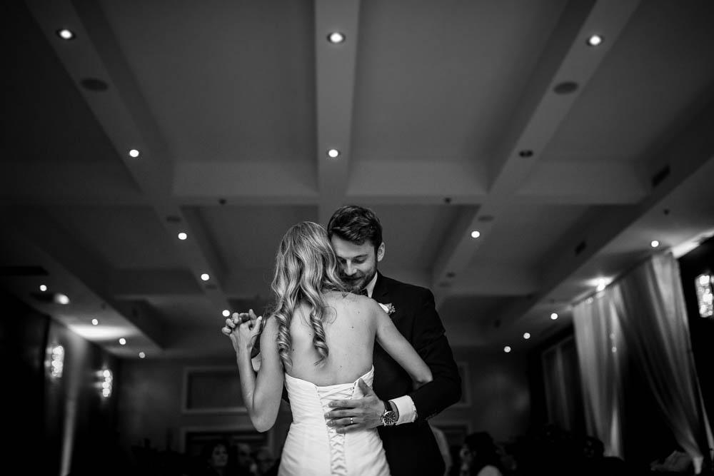 NeXT Restaurant wedding reception
