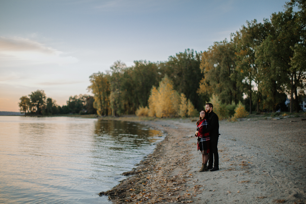 gatineau engagement photos