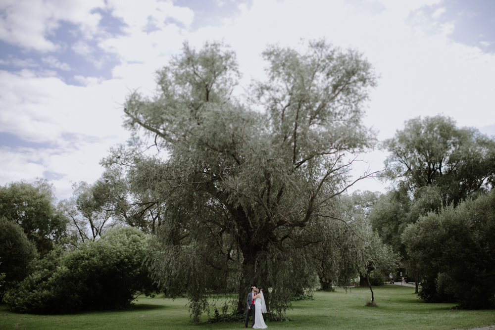 Dominion Arboretum Ottawa Wedding