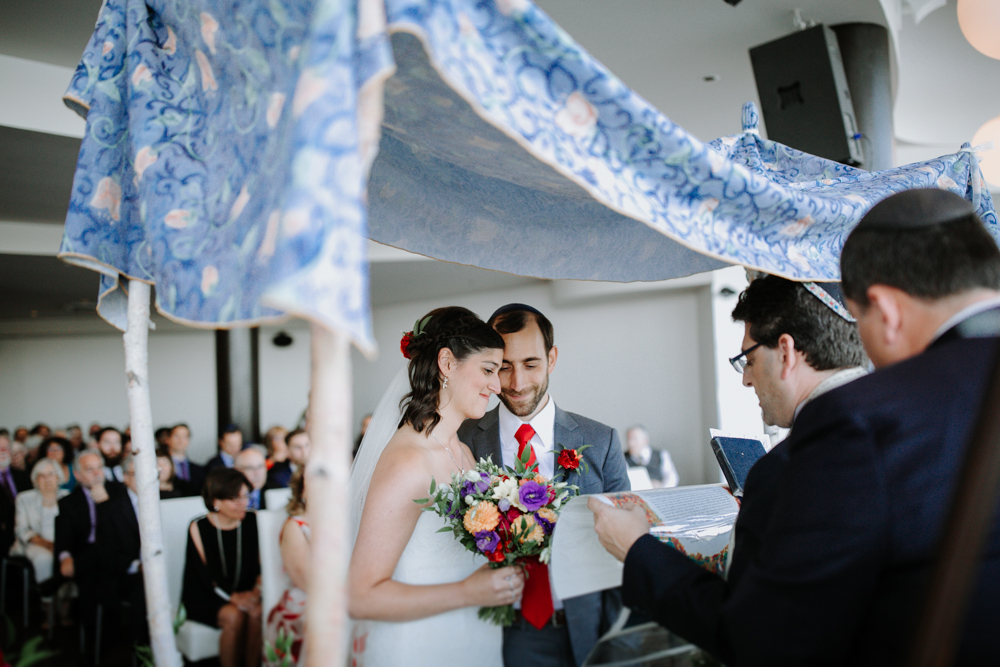 Ottawa Jewish Wedding Photographer