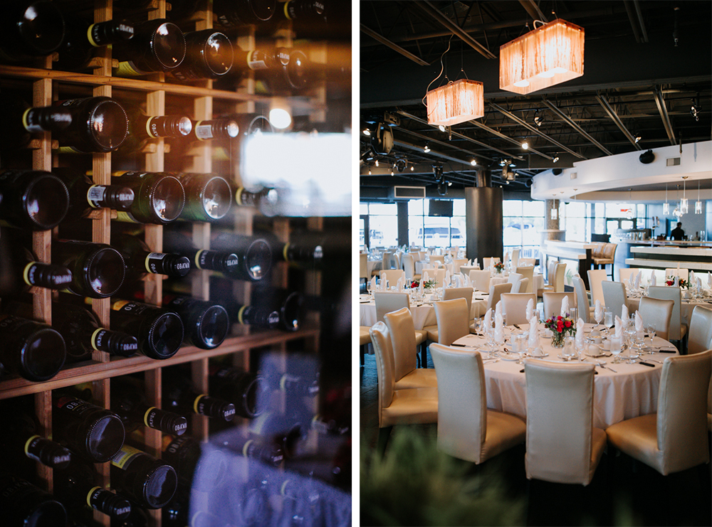 Lago Bar and Grill Wedding reception