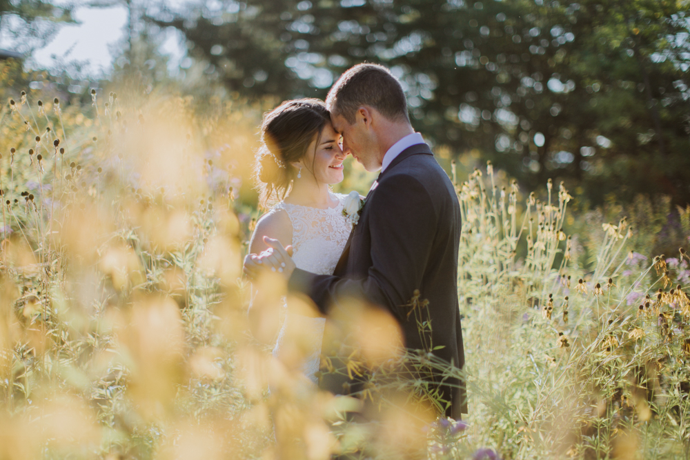 Wakefield Quebec wedding photographer