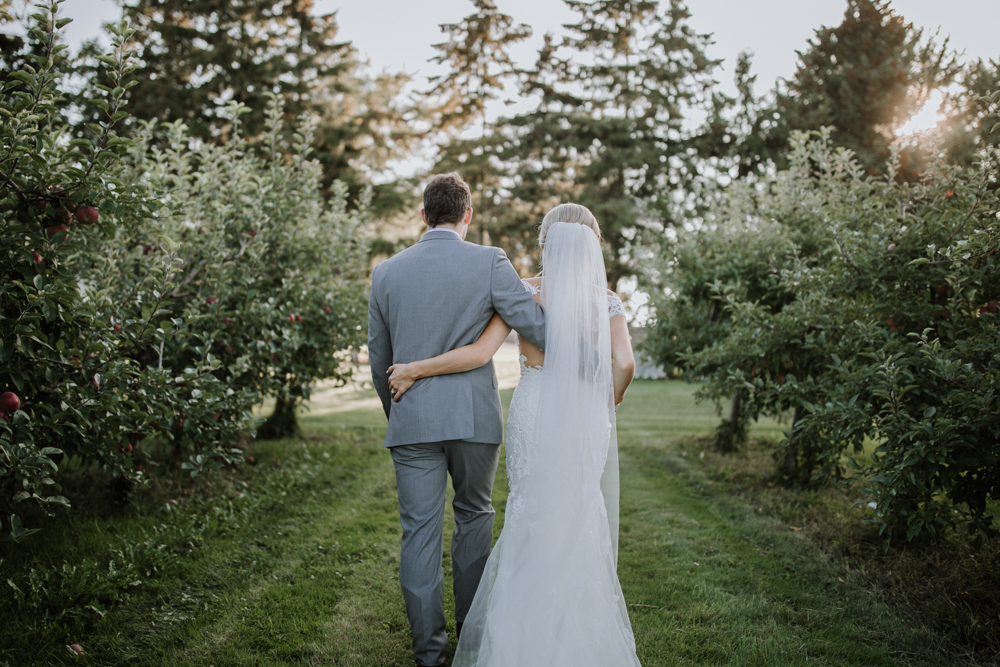 Ottawa Vineyard Wedding