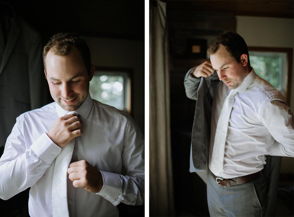 groom getting ready ottawa