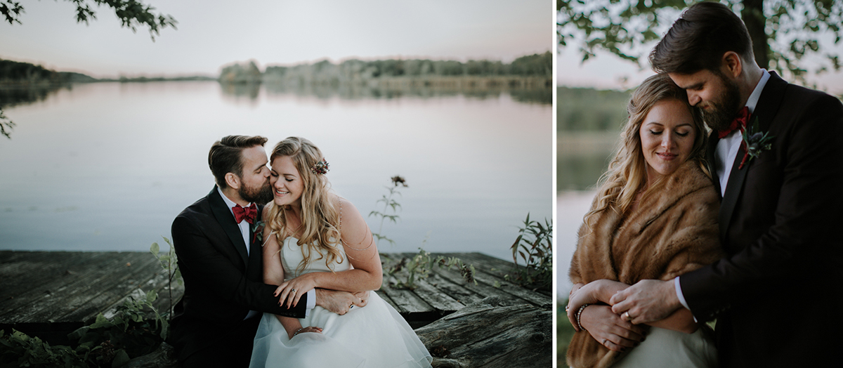Ottawa cottage wedding