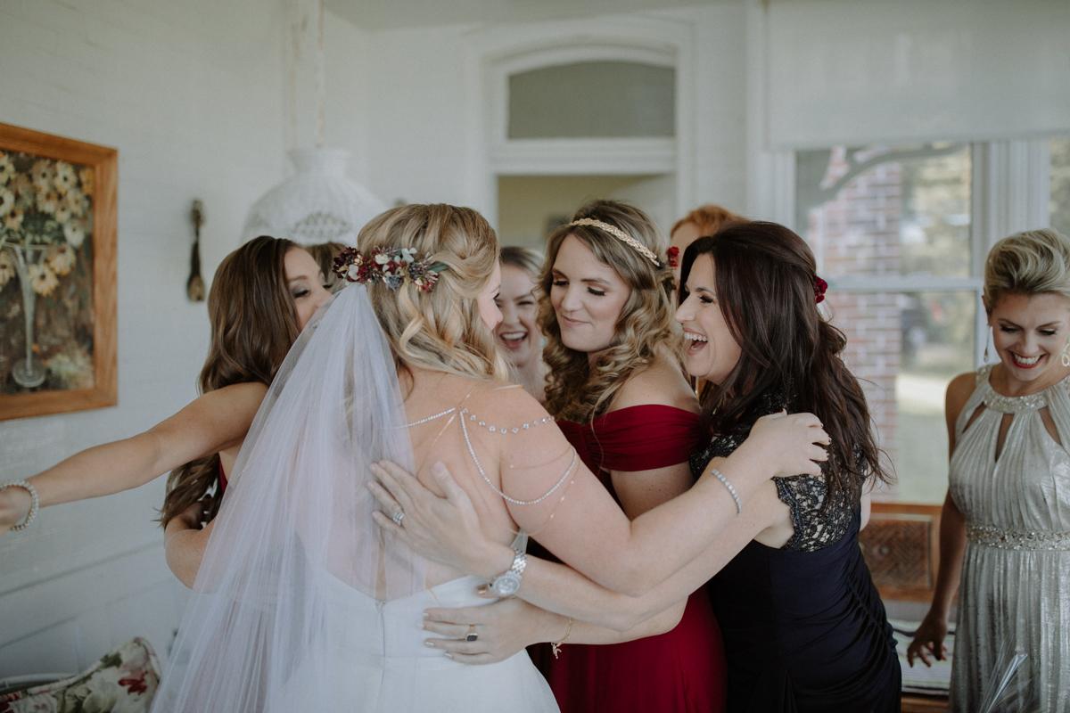 Ottawa bridesmaids