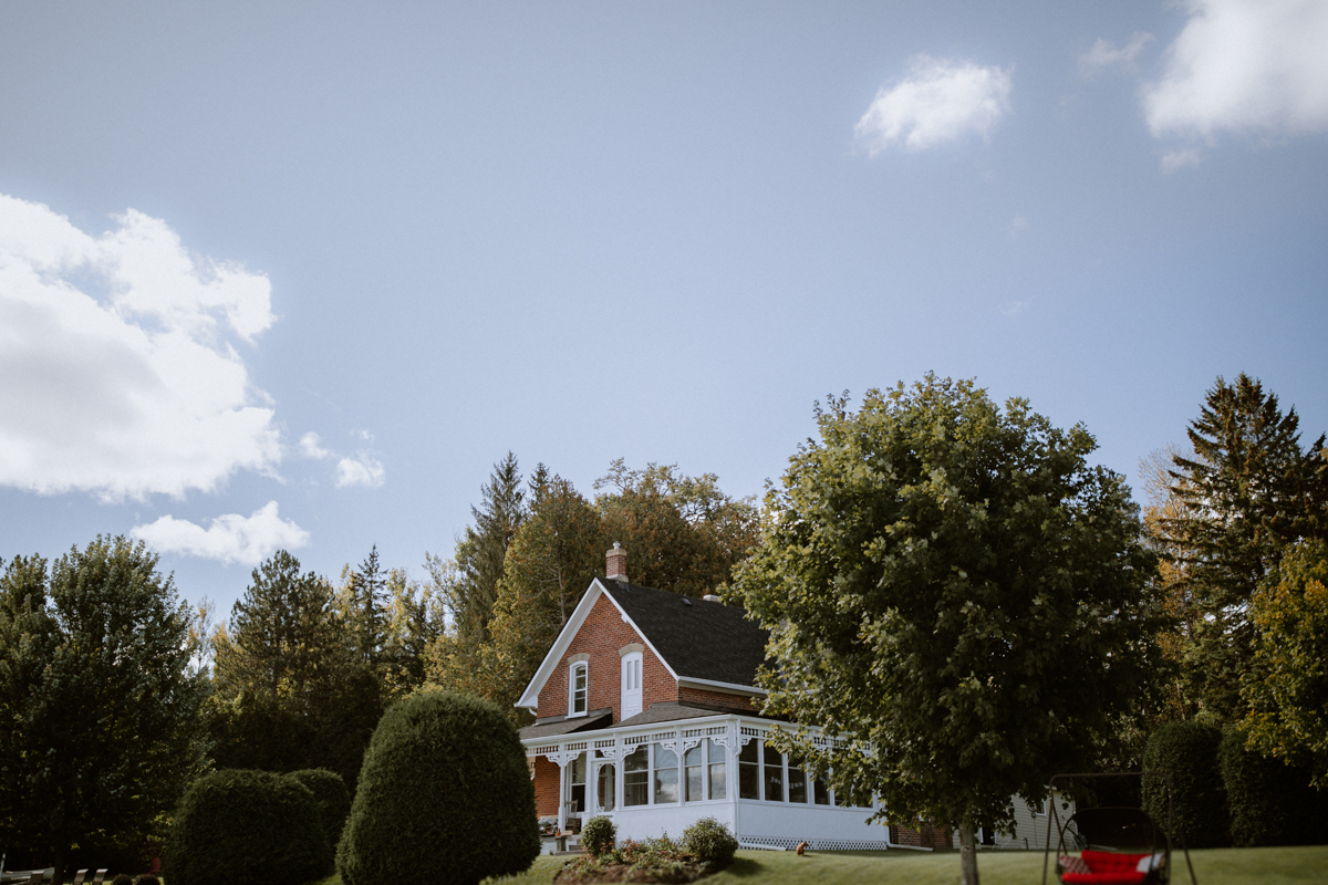 cottage wedding ottawa