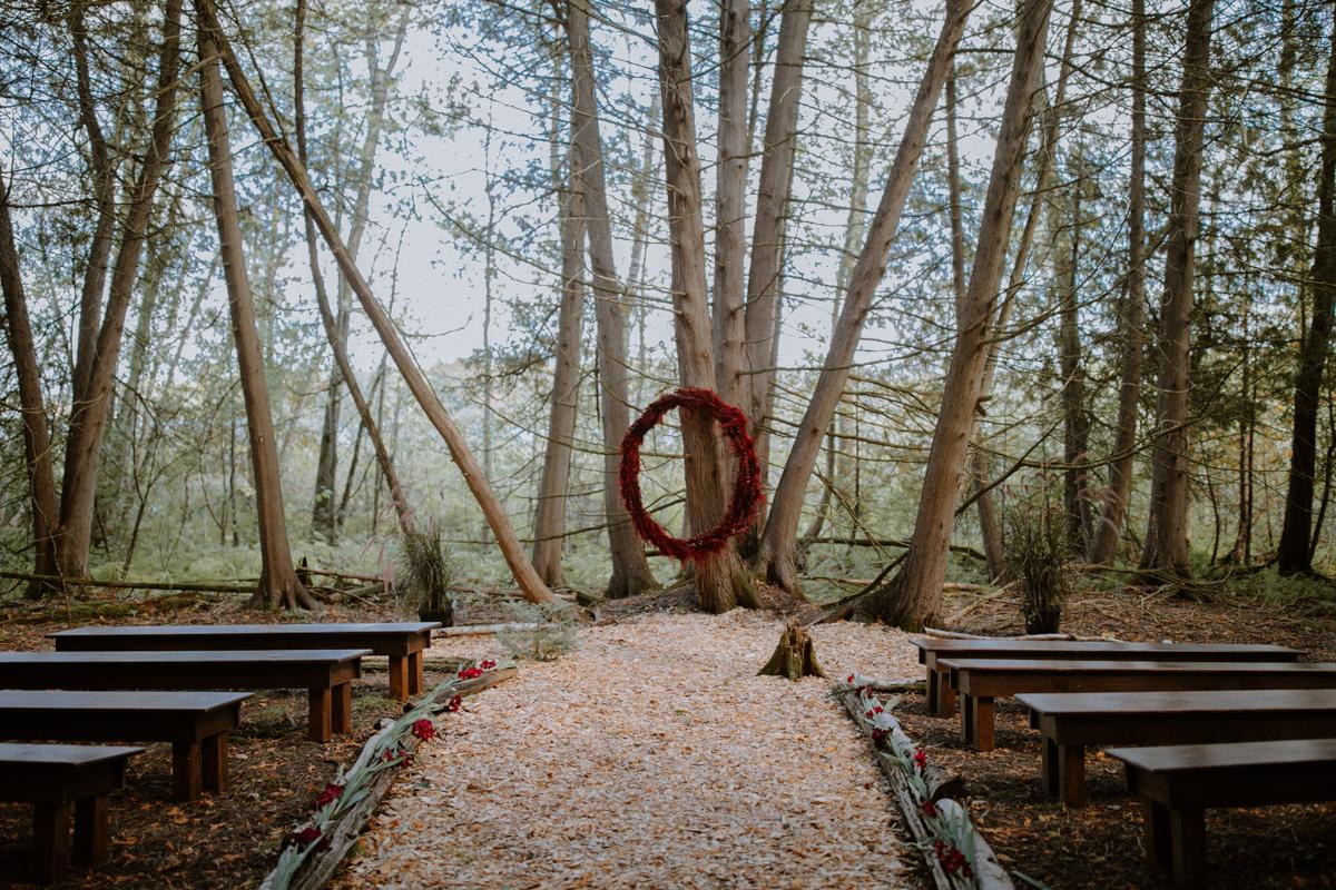 ottawa forest ceremony