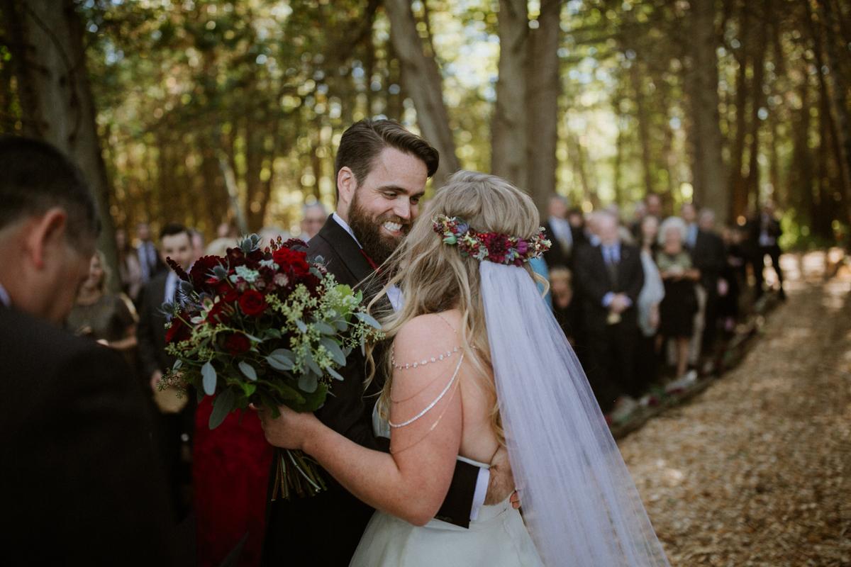 Backyard wedding Ottawa