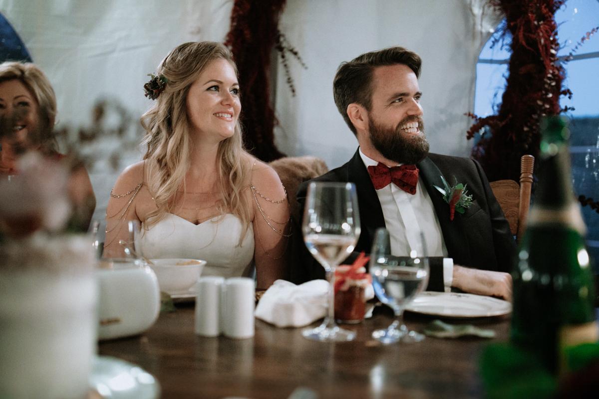 tent Wedding reception Ottawa