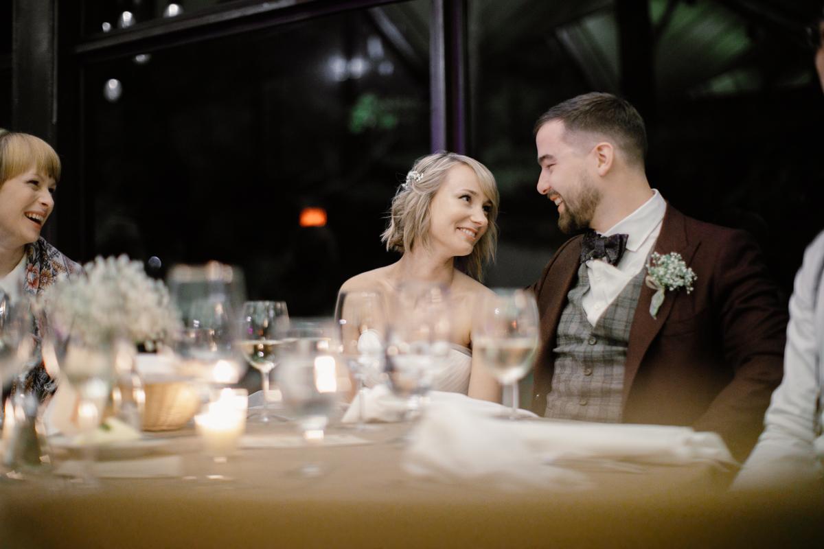 La Toundra wedding reception