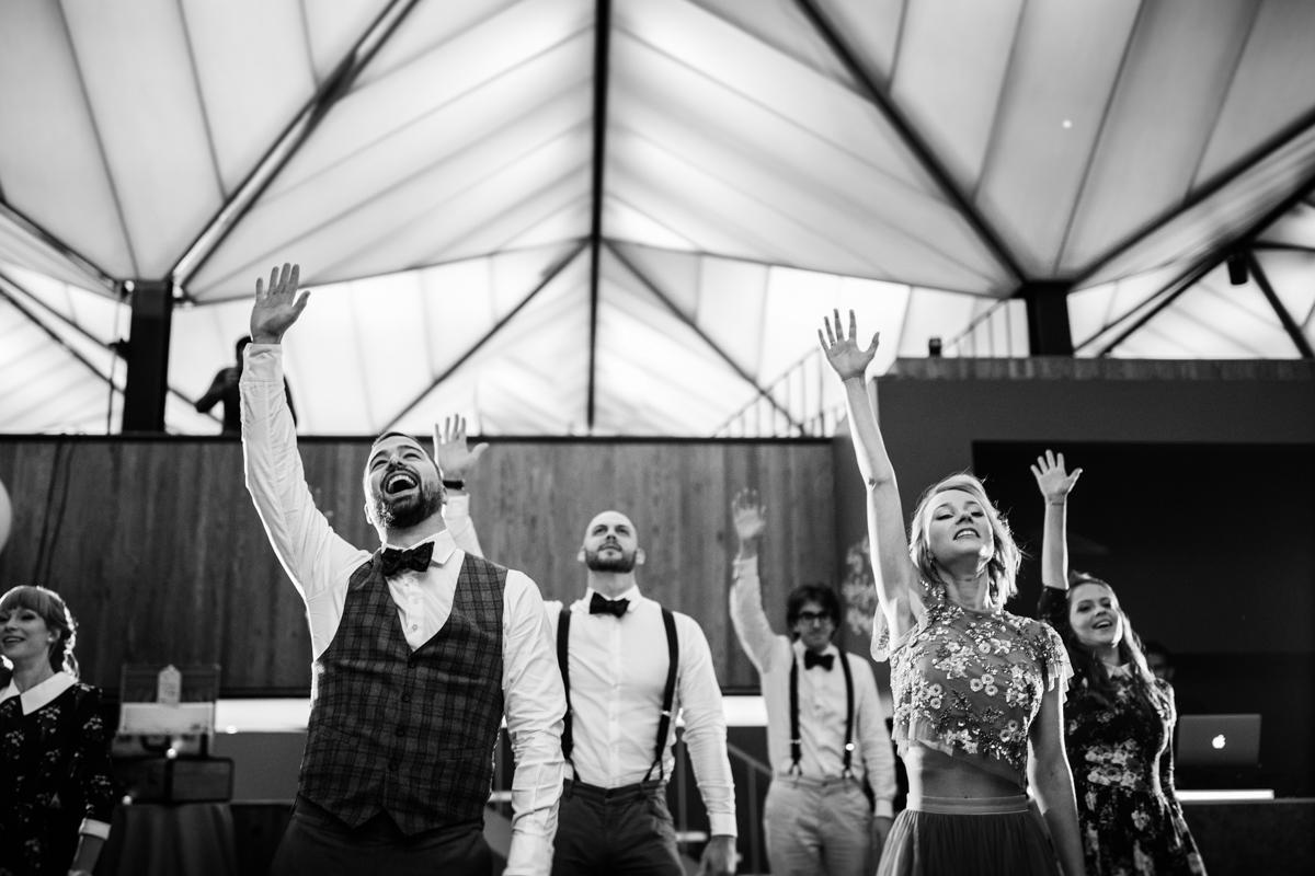 unique Montreal wedding