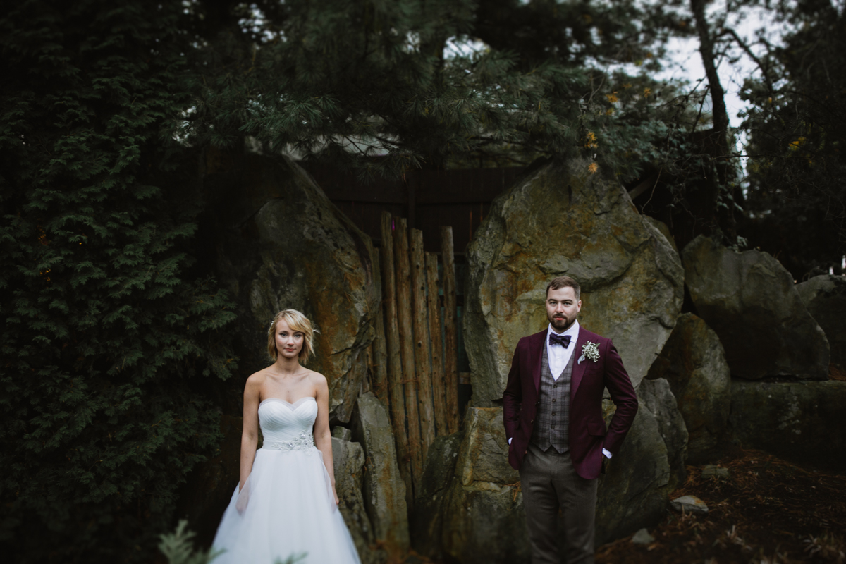 creative Montreal wedding photographer