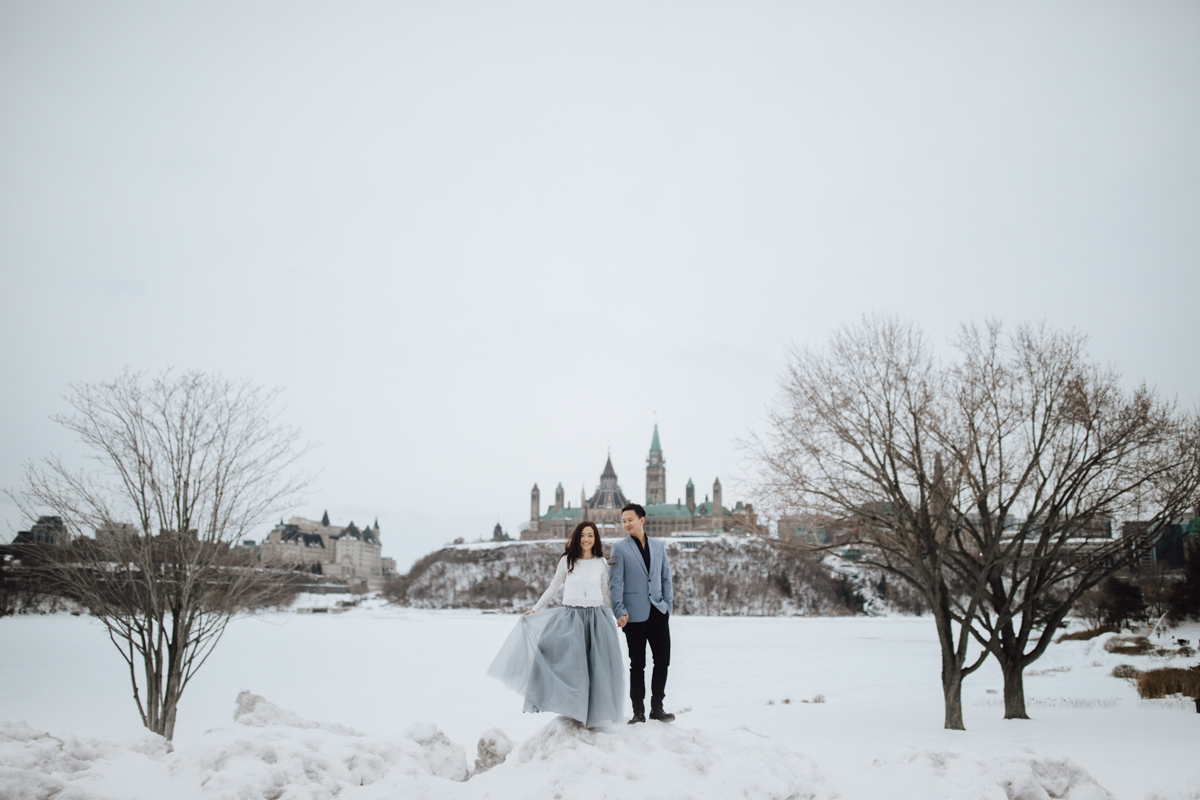 Ottawa Winter Wedding