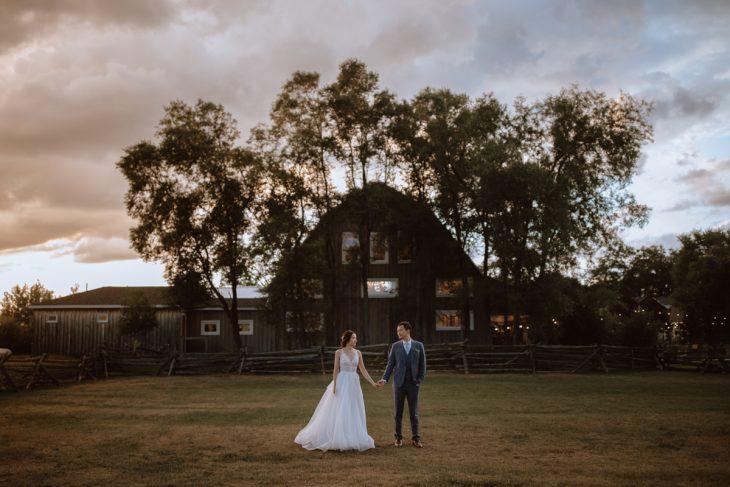 Stonefields wedding carelton place