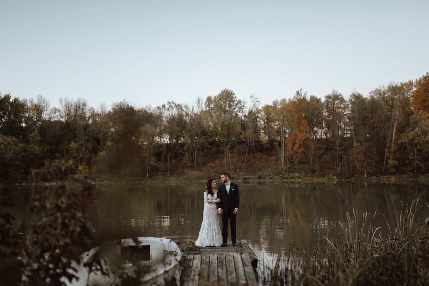 Au Vieux Moulin Wedding