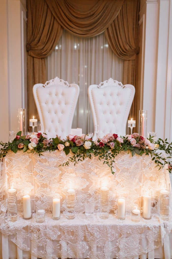 Chateau Laurier Winter Wedding