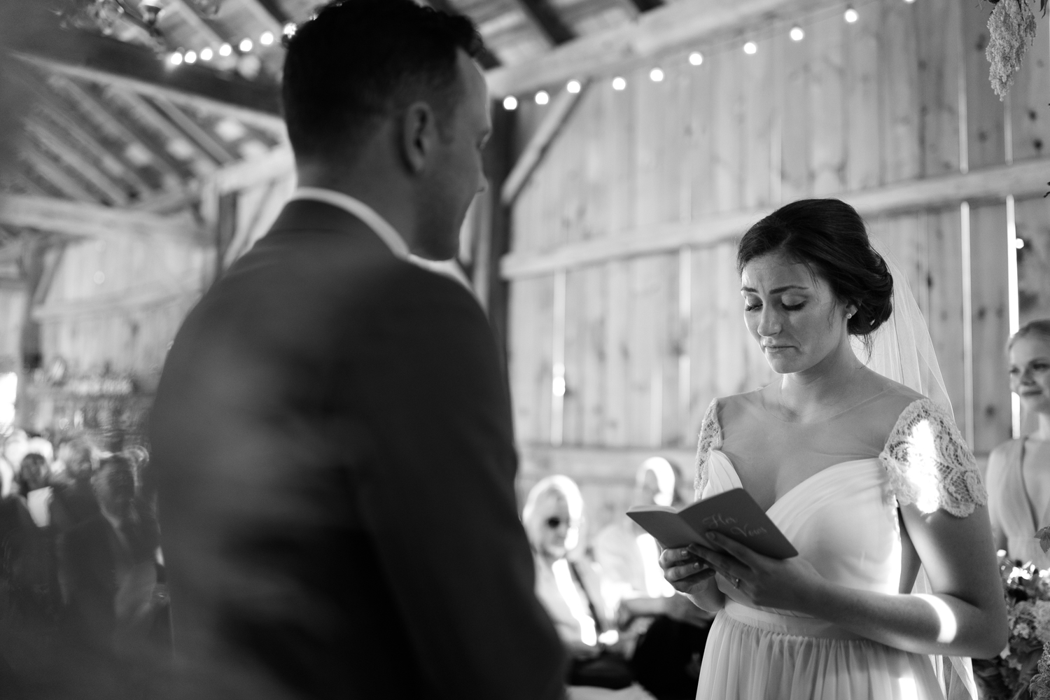 Ottawa Barn Wedding