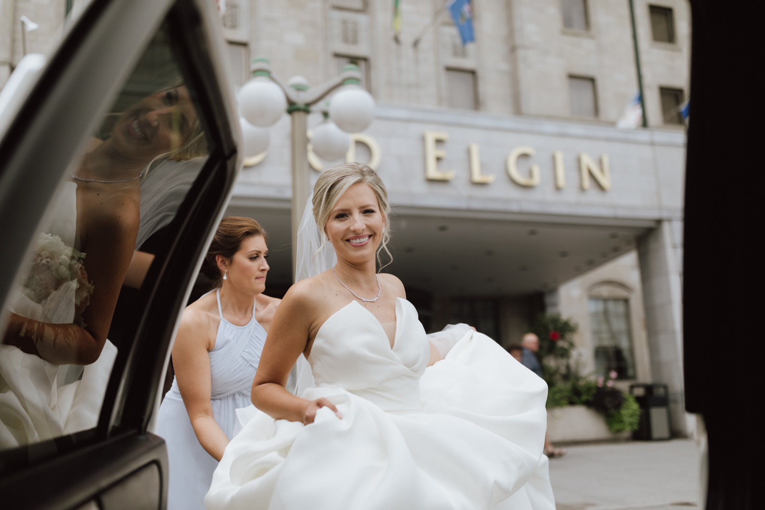 lord elgin ottawa wedding