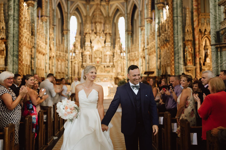 notre dame wedding ottawa