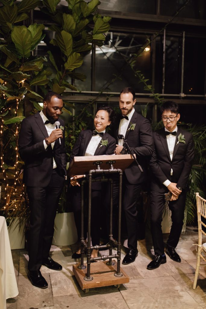 best greenhouse wedding