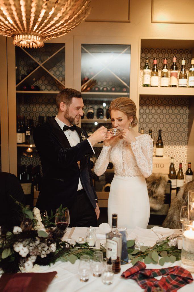 Restaurant 18 Wedding