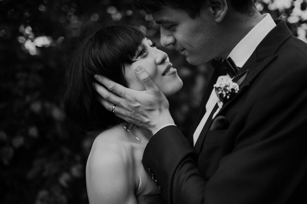 Black and White wedding photography ottawa