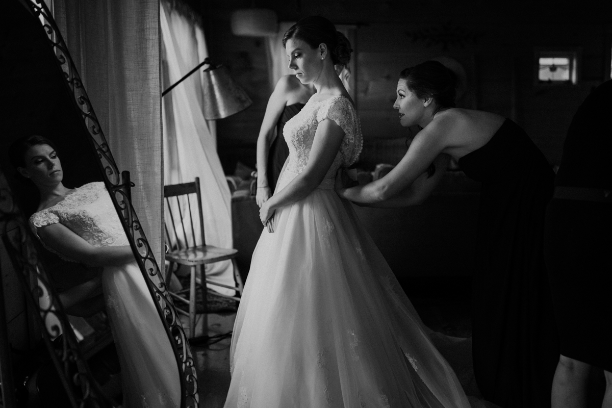 Black and White wedding photography ottawa-1-5
