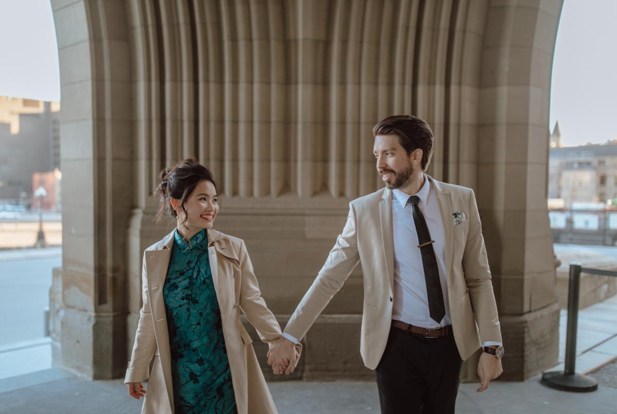 Parliament Hill couples Photos