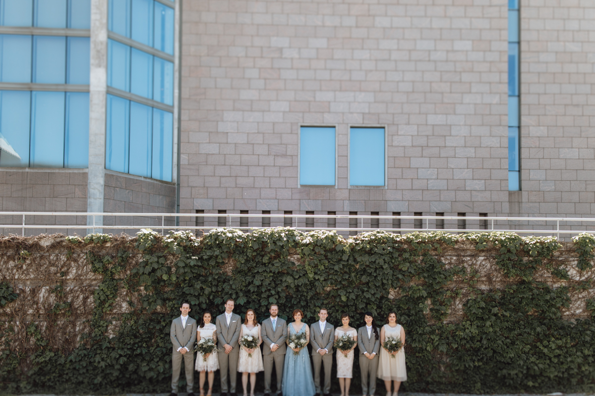 National Art Gallery Wedding Photos