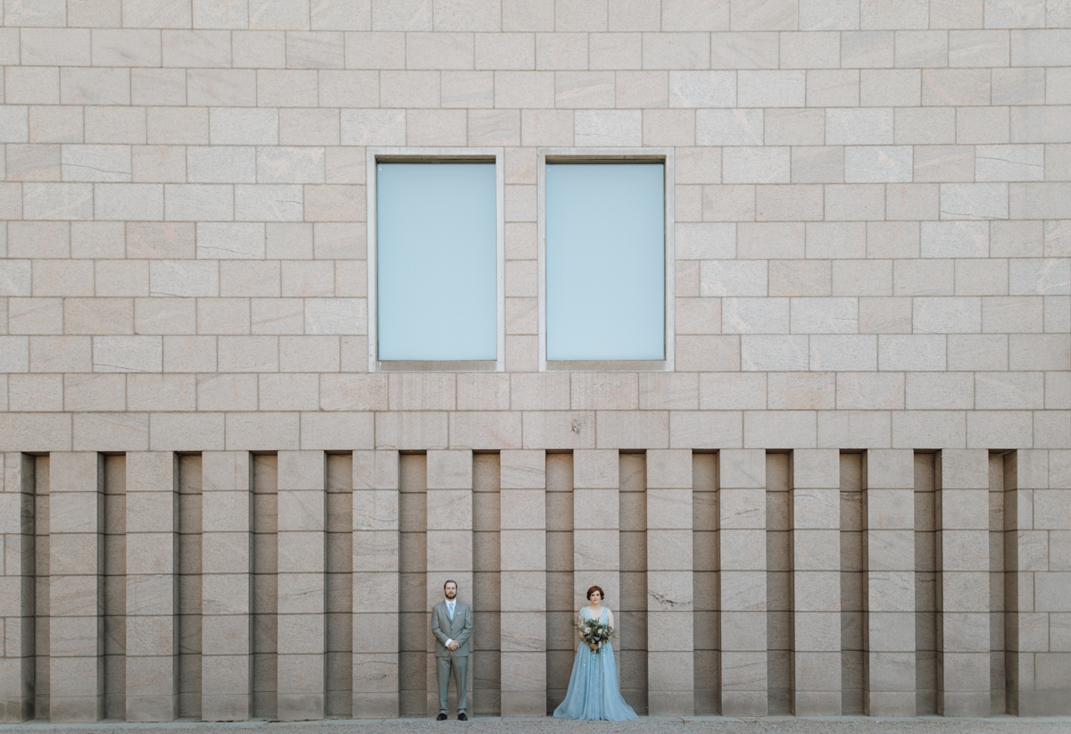 Ottawa Art Gallery Wedding