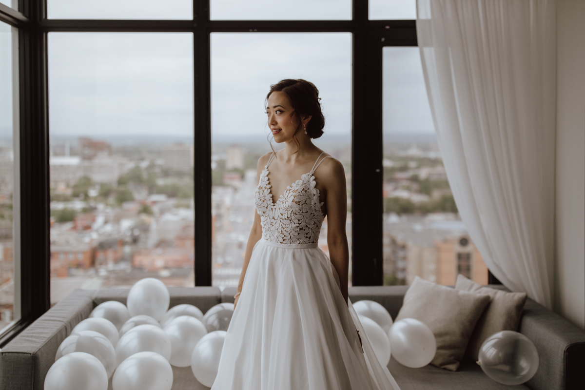 andaz Ottawa wedding