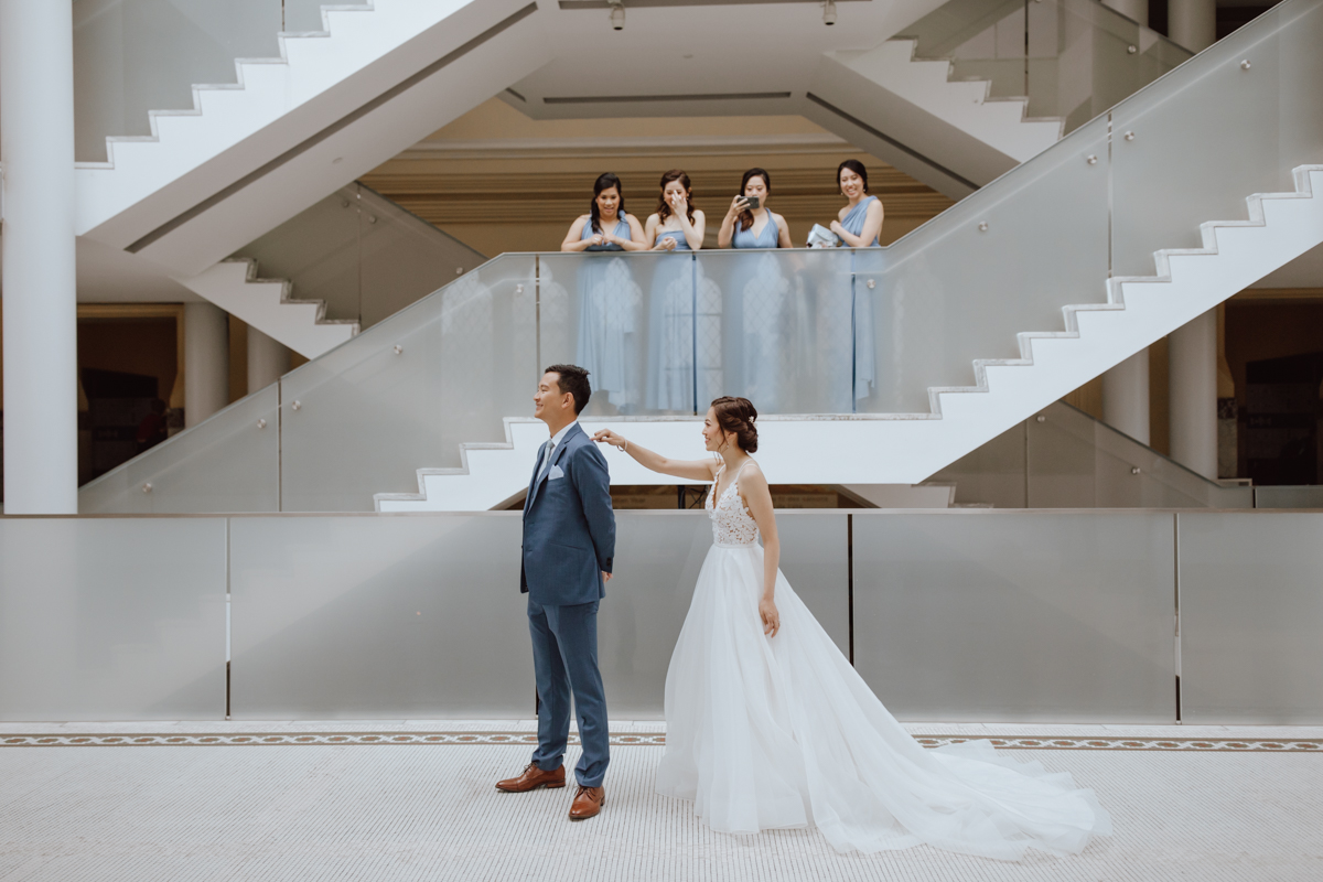 museum of nature wedding