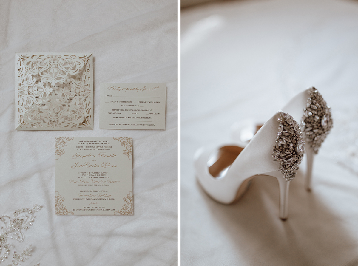 Ottawa Wedding details