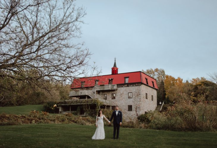 Au Vieux Moulin Wedding