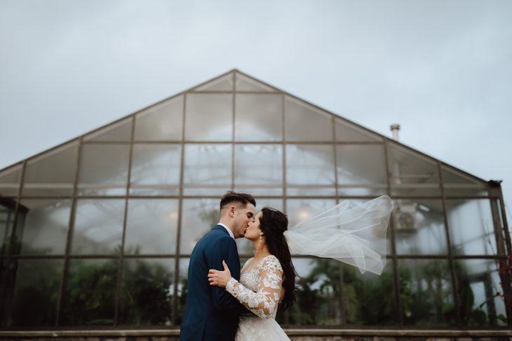 Aquatopia Winter Wedding