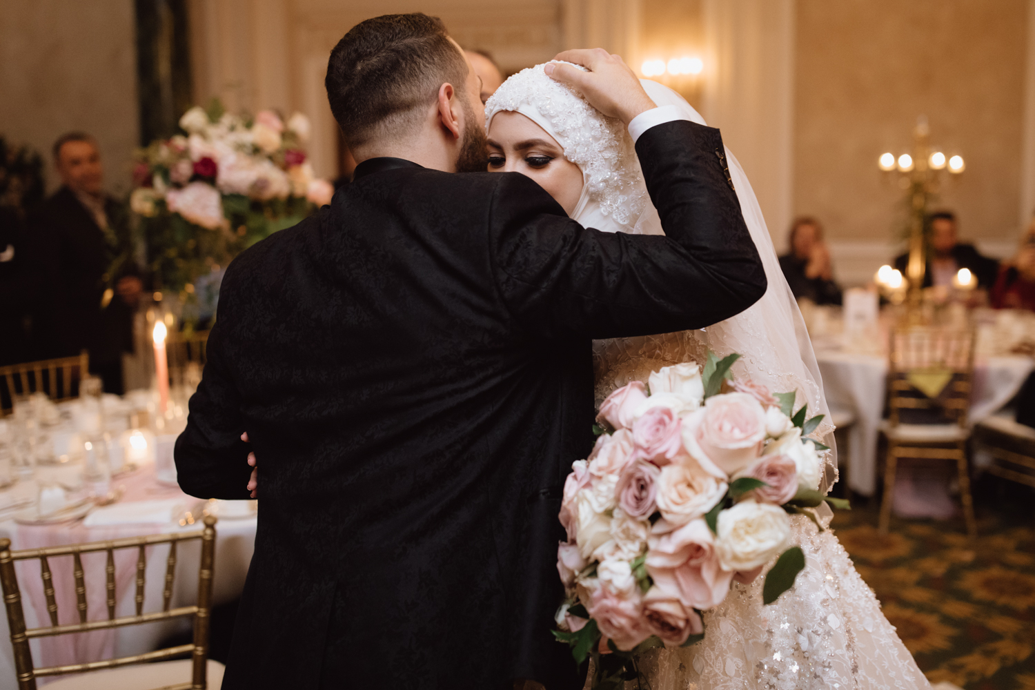 Chateau Laurier Lebanese Wedding