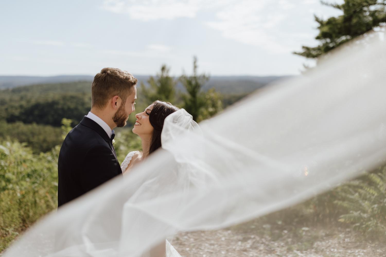 Belvédère Wedding