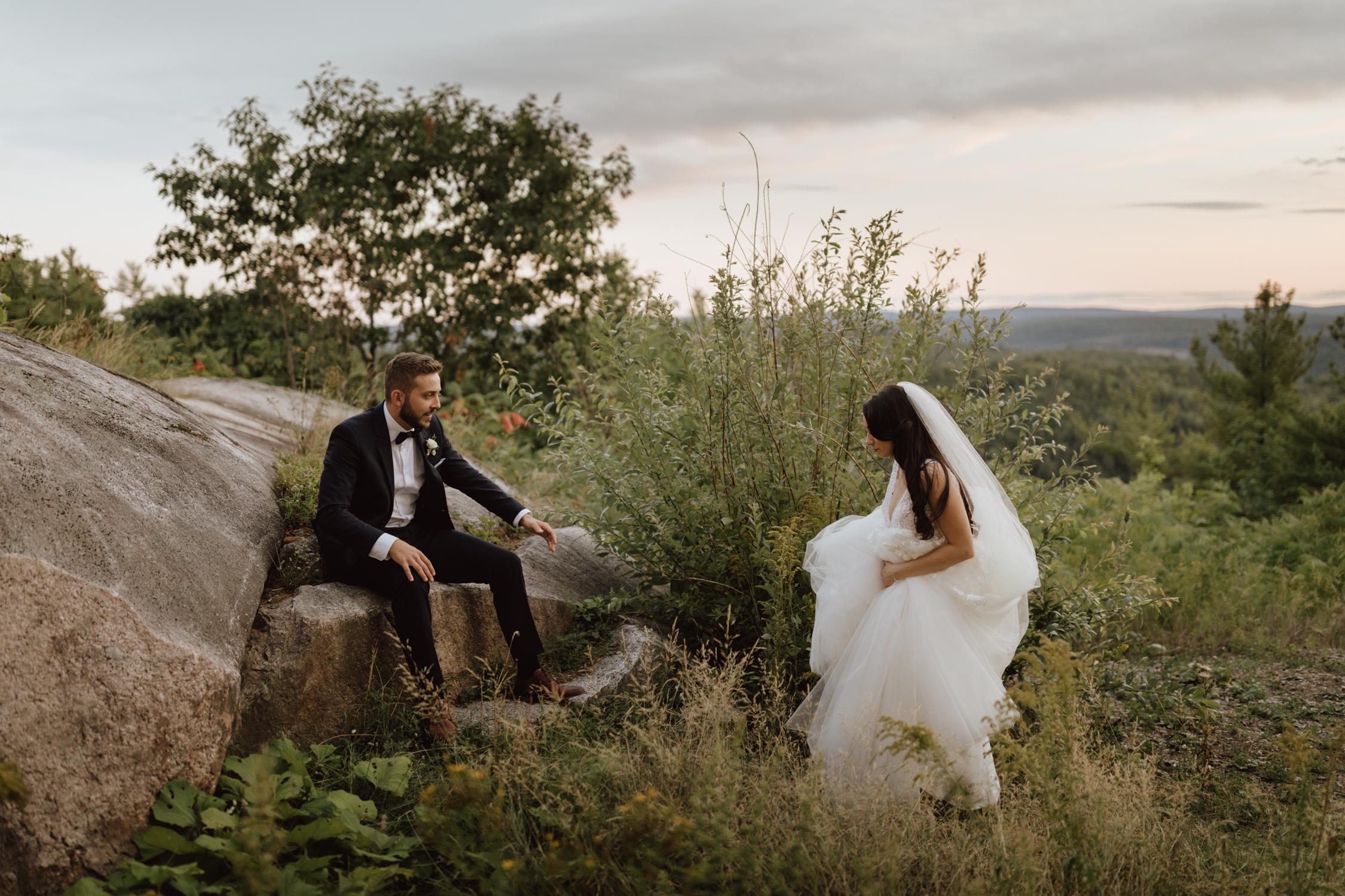 Le Belvédère Wedding