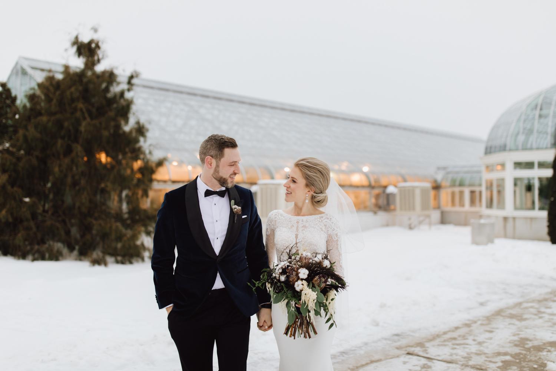 Ottawa winter wedding venue