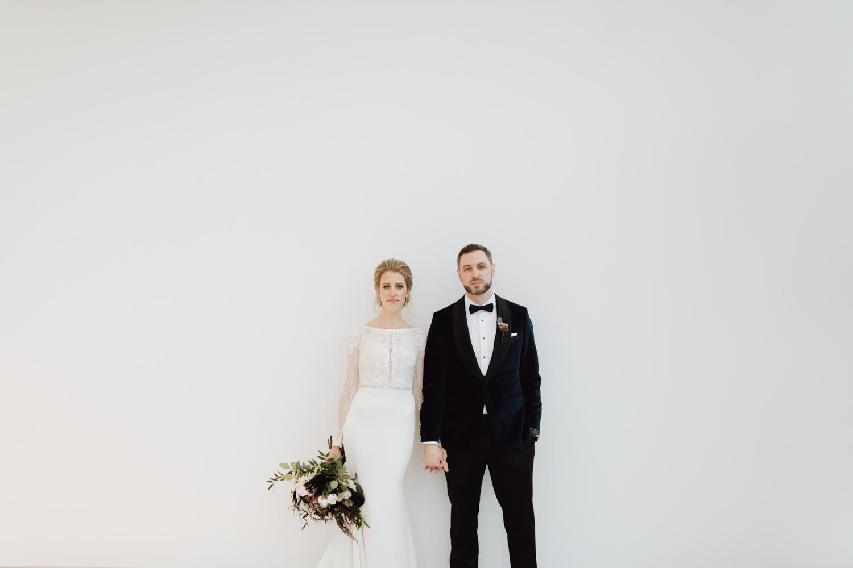 ottawa modern wedding